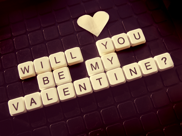 will you be my valentine  by SsGirlo Upotpunite svoj Dan zaljubljenih!