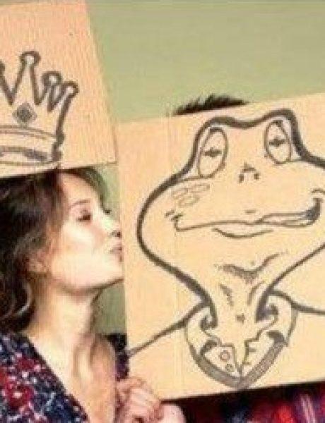 Čekajući princezu i prinčevi naleću na žabe