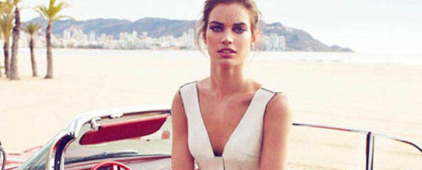 """""""Elle Spain"""": Retro glamur"""