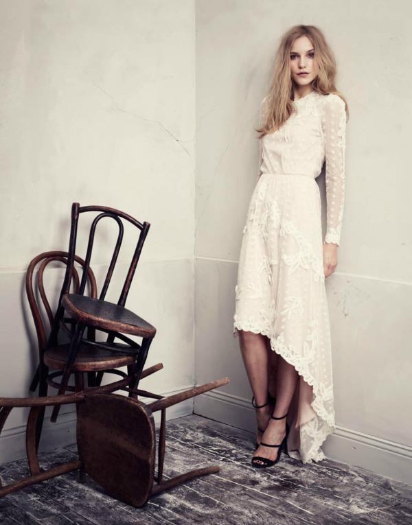 10 H&M: Prirodna i nežna