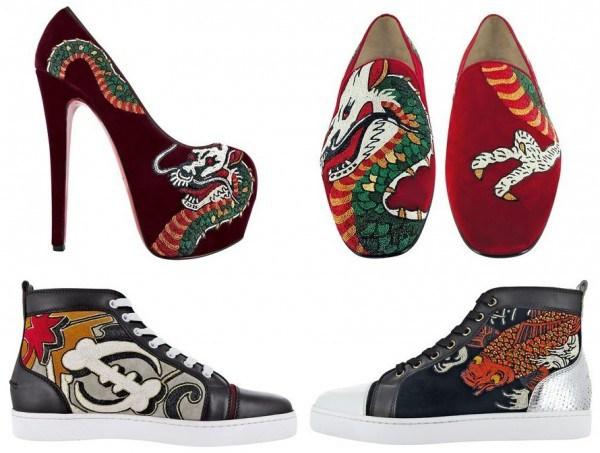 112 Modni zalogaj: Tetovažama ukrasite par Louboutin cipela