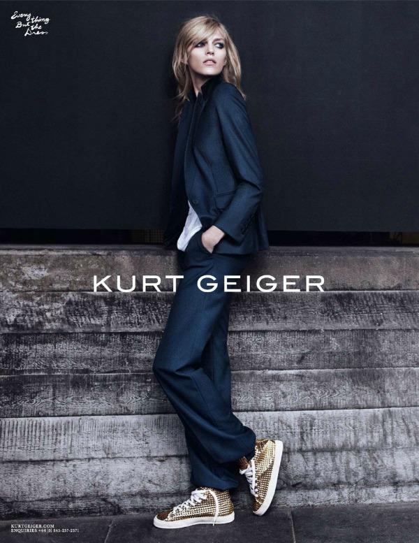 16 Kurt Geiger: Moderna zima na nogama