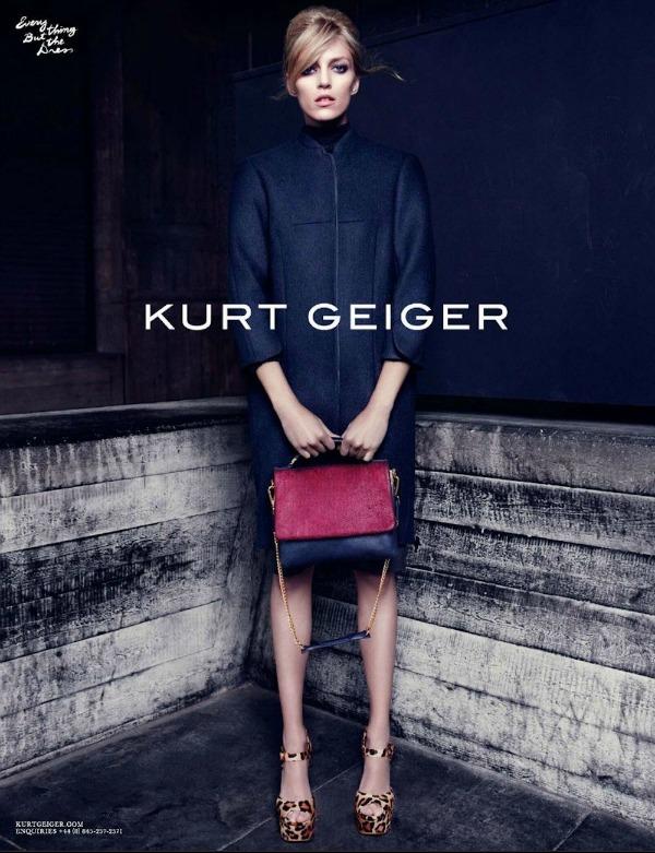 23 Kurt Geiger: Moderna zima na nogama