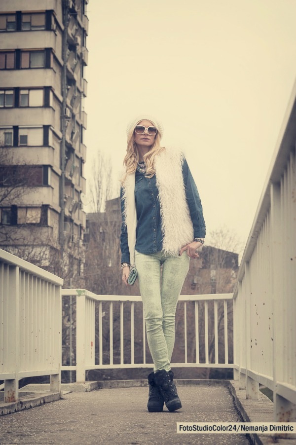 28 Modni predlozi Jovane Jokić: Nežne i svetle boje