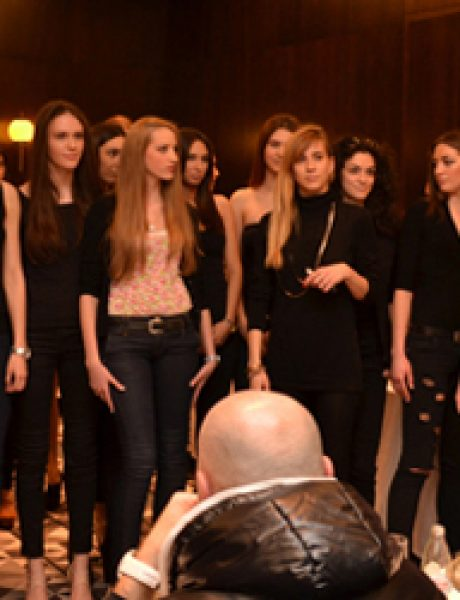 33. Belgrade Fashion Week: Kasting (2. deo)
