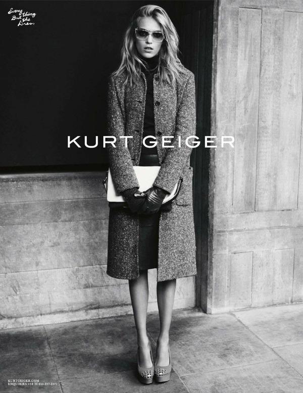 34 Kurt Geiger: Moderna zima na nogama