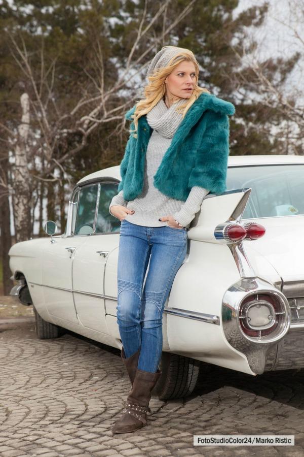 39 Modni predlozi Jovane Jokić: Nežne i svetle boje