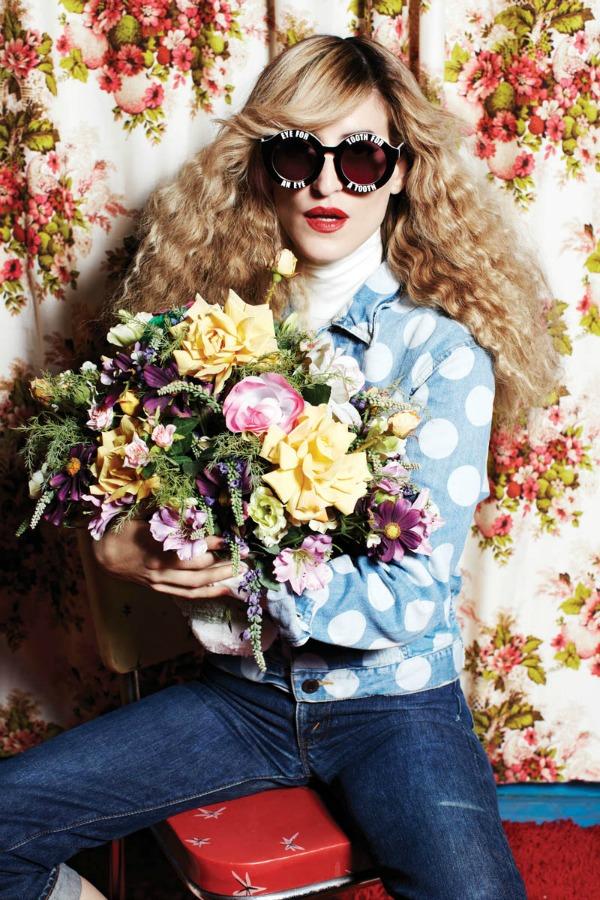 411 House of Holland: Naočare u stilu sedamdesetih godina