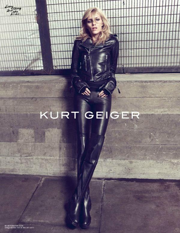 44 Kurt Geiger: Moderna zima na nogama