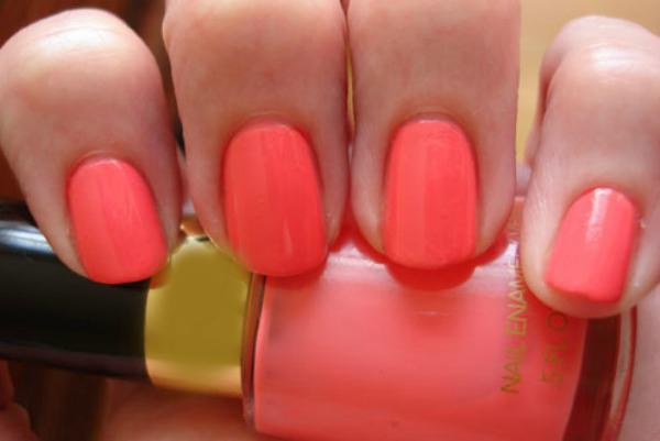 5 Tropske boje1 Prolećni beauty trendovi: Nokti i lakovi