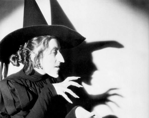 6 Zla veštica iz filma Čarobnjak iz Oza Najpoznatije veštice iz serija i filmova