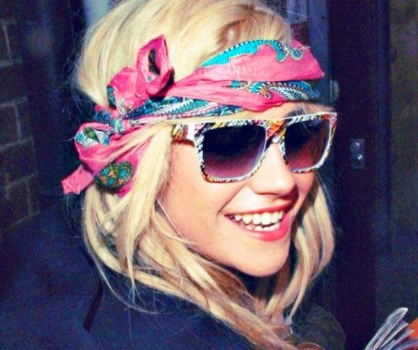 8 Naočare sa printom Trend 2013: Upadljive naočare za sunce