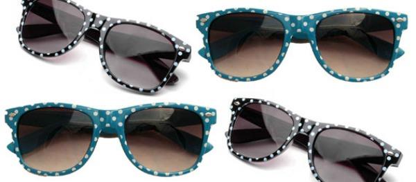 9 Naočare na tufne Trend 2013: Upadljive naočare za sunce