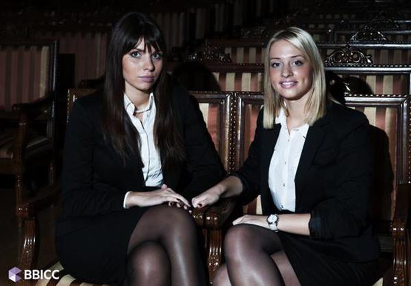 Ana i Marija Wannabe intervju: Ana i Marija Ivanović, Belgrade Business International Case Competition