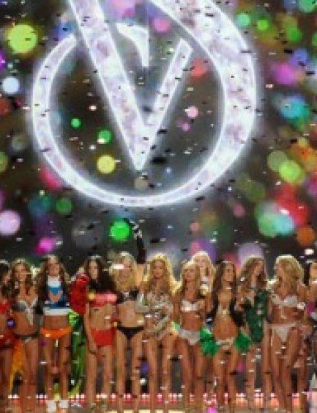 Anđeoska magija: Revija Victoria's Secret 2012.