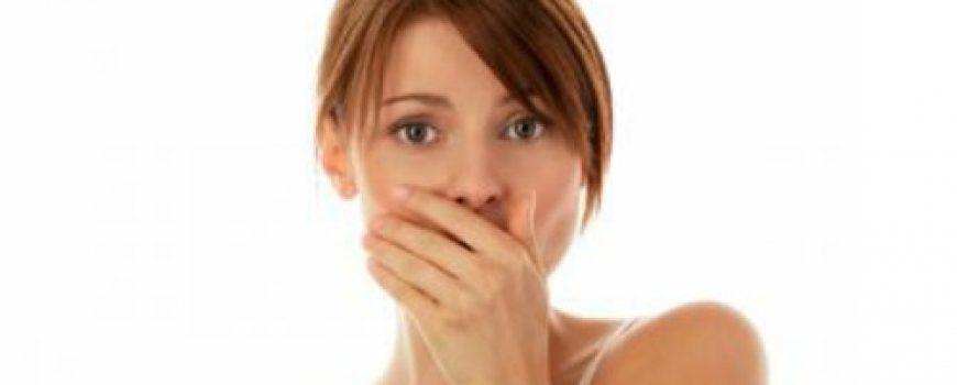 Rešite problem lošeg zadaha