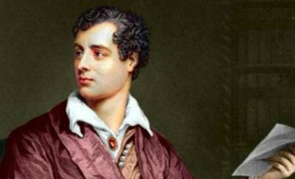 Bajron Ljubavi svetskih pisaca: George Gordon Byron
