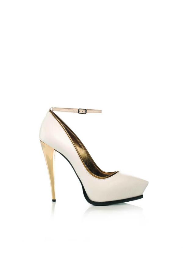 Bela cipela Lanvin: Klasični i moderni detalji za predstojeću sezonu