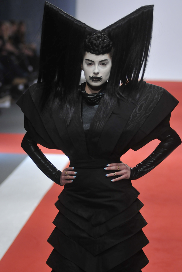 Black celebration 3 33. Perwoll Fashion Week: Prvi dan