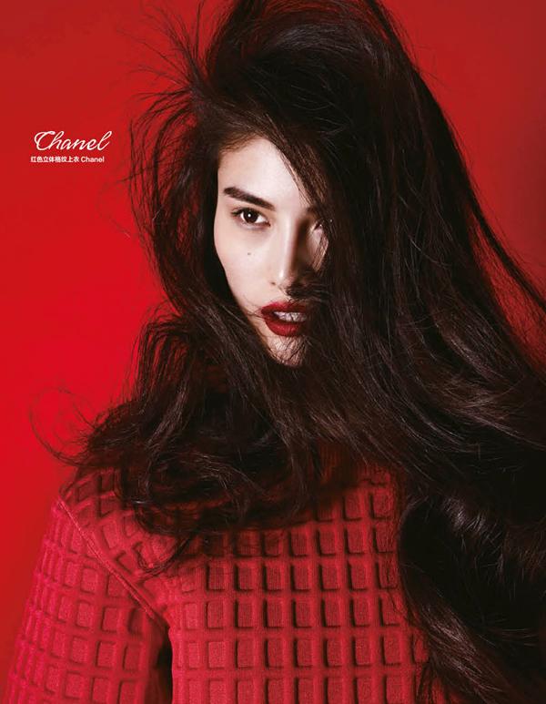 "Chanel ""Harper's Bazaar China"": Prolećne kolekcije"