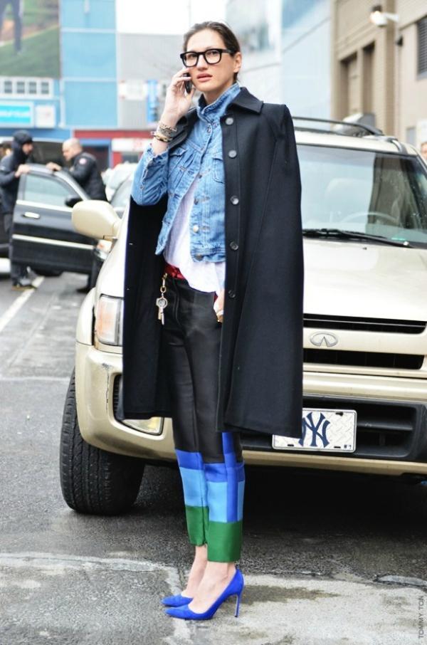Džena Street Style: 50 najvećih zvezda uličnog stila (3. deo)