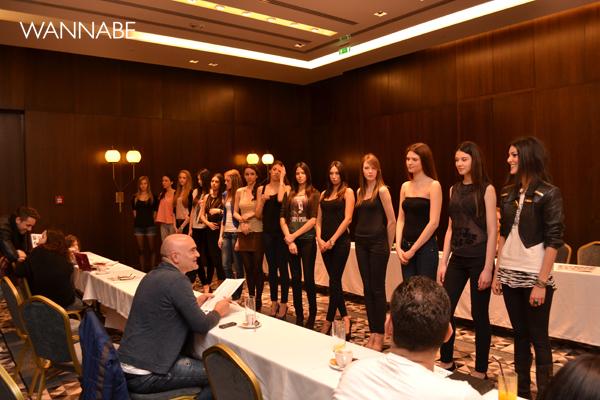 DSC 0512 33. Belgrade Fashion Week: Kasting (1. deo)