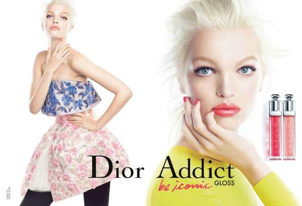 """Dafne je jedna od miljenica brenda Dior Modni zalogaj: Daphne Groeneveld za """"Dior Addict"""""""