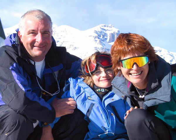 Daglas Adams SLIKA 5 porodica Srećan rođendan, Douglas Adams!