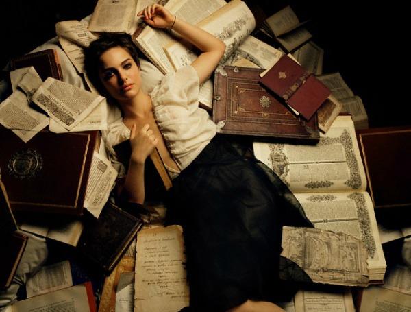 Devojka u svetu knjiga Lice bez ličnosti... nema gore