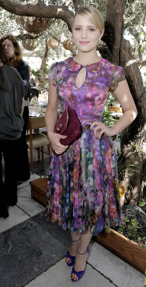 Dianna Agron Celebrity stil dana: Dianna Agron