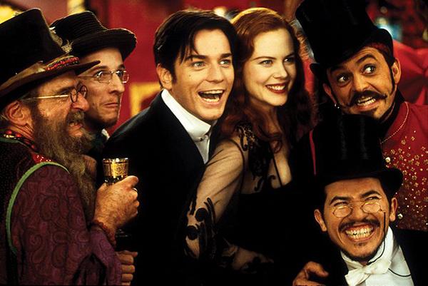 Ekipa mjuzikla Mulen ruž Filmonedeljak: Nicole Kidman