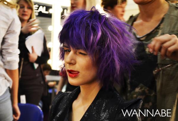 Elena Nikolaevna je bila posebno raspolozena Backstage iz ugla jedne manekenke: Black Celebration