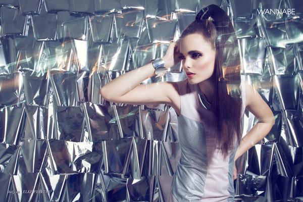 Elke 9 Wannabe editorijal: Crystal Glam