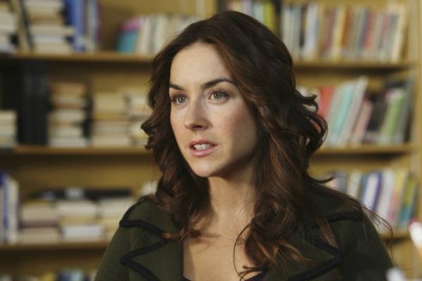 """Erin Karpluk2 Serija četvrtkom: """"Being Erica"""""""