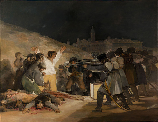 Goja 3. maj 1808 Srećan rođendan, Francisco Goya!
