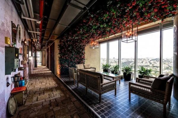 Google Offices Tel Aviv 2 600x400 Google kancelarija u Tel Avivu: Spoj kreativnog i modernog