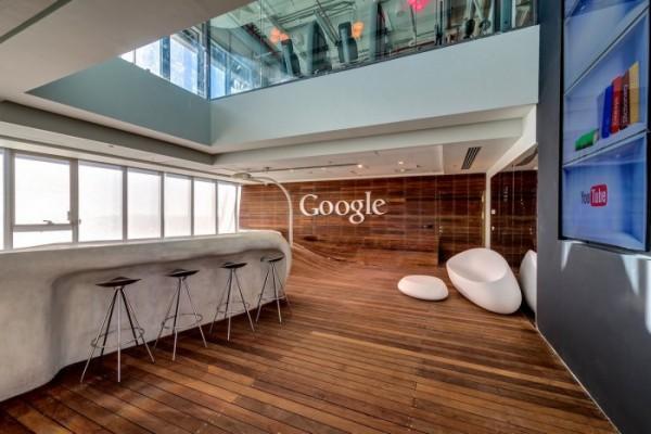 Google Offices Tel Aviv 3 600x400 Google kancelarija u Tel Avivu: Spoj kreativnog i modernog