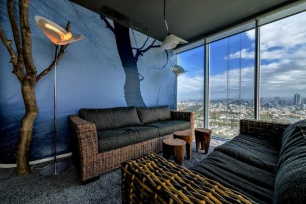 Google Offices Tel Aviv 5 600x400 Google kancelarija u Tel Avivu: Spoj kreativnog i modernog