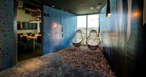 Google Offices Tel Aviv 6 600x318 Google kancelarija u Tel Avivu: Spoj kreativnog i modernog