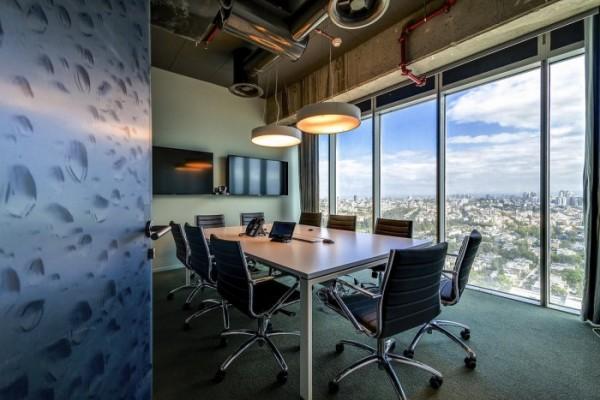 Google Offices Tel Aviv 7 600x400 Google kancelarija u Tel Avivu: Spoj kreativnog i modernog