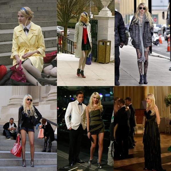 """Gossip girl Jenny Humphrey Najupečatljiviji modni momenti iz serije """"Gossip Girl"""""""