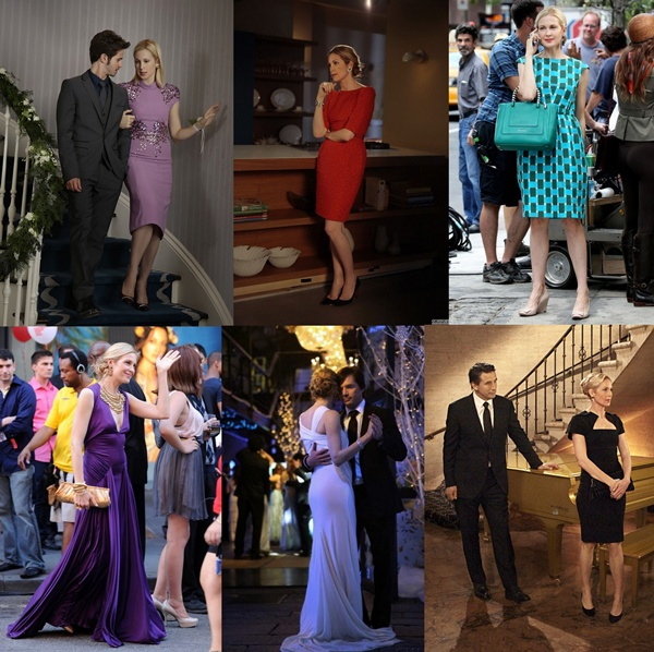 "Gossip girl Lily van der Woodsen Najupečatljiviji modni momenti iz serije ""Gossip Girl"""