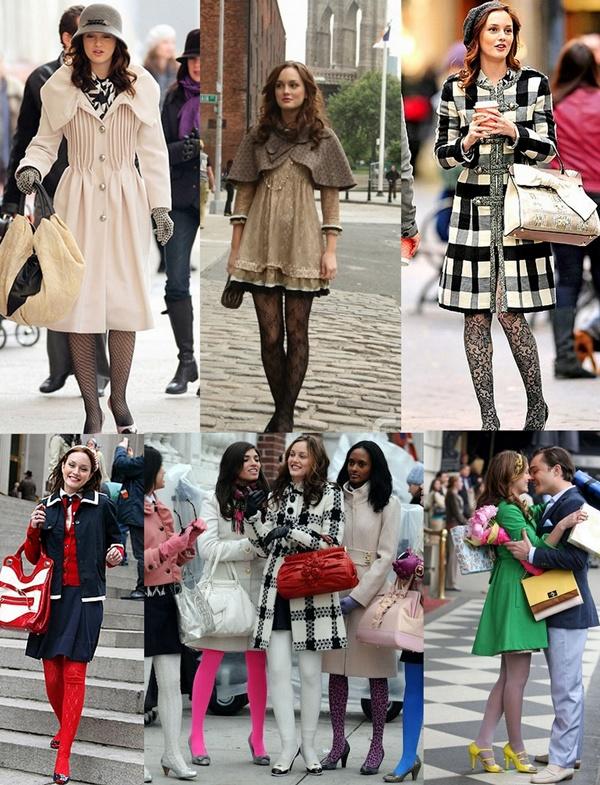 "Gossip girl hulahopke Najupečatljiviji modni momenti iz serije ""Gossip Girl"""