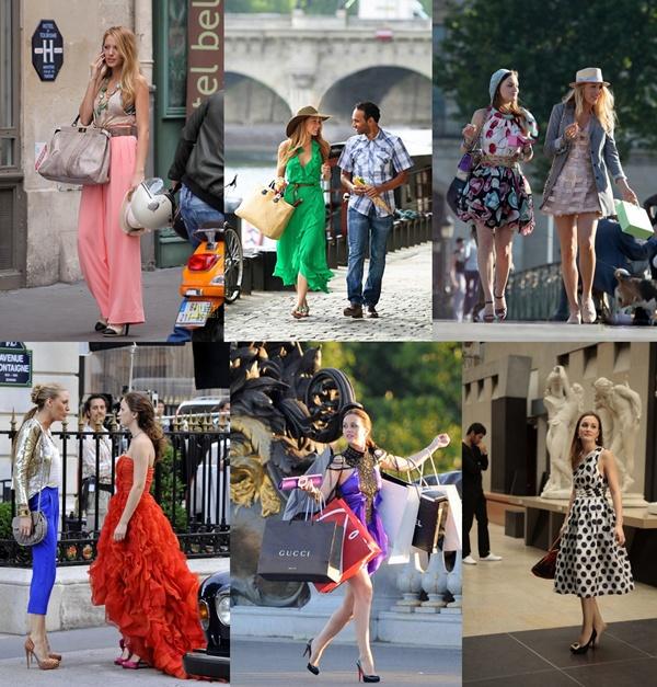 """Gossip girl pariski outfiti Najupečatljiviji modni momenti iz serije """"Gossip Girl"""""""
