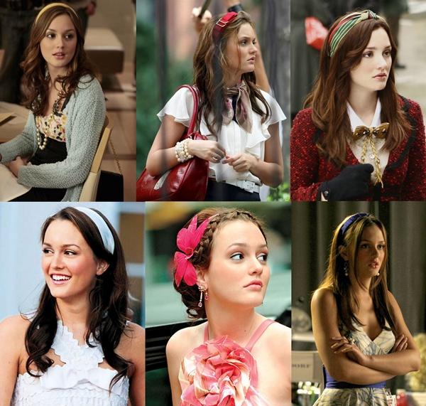 """Gossip girl ukrasi za kosu Najupečatljiviji modni momenti iz serije """"Gossip Girl"""""""