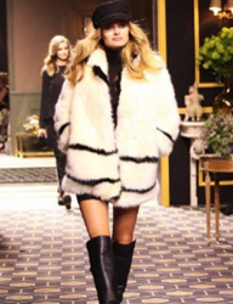 H&M, Roden i Nedelja mode u Parizu