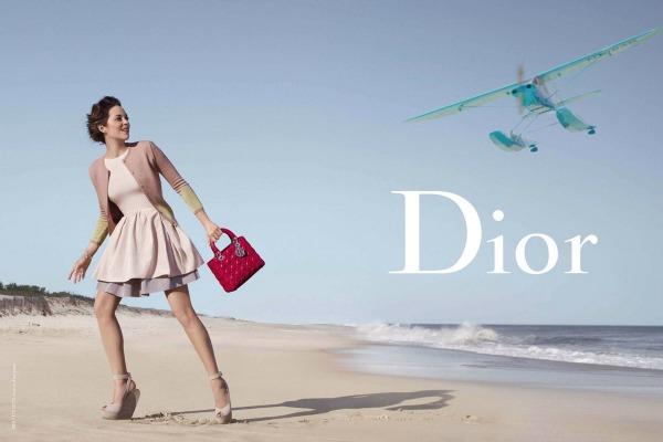Haljinica u pastelnim tonovima Lady Dior: Modna idila