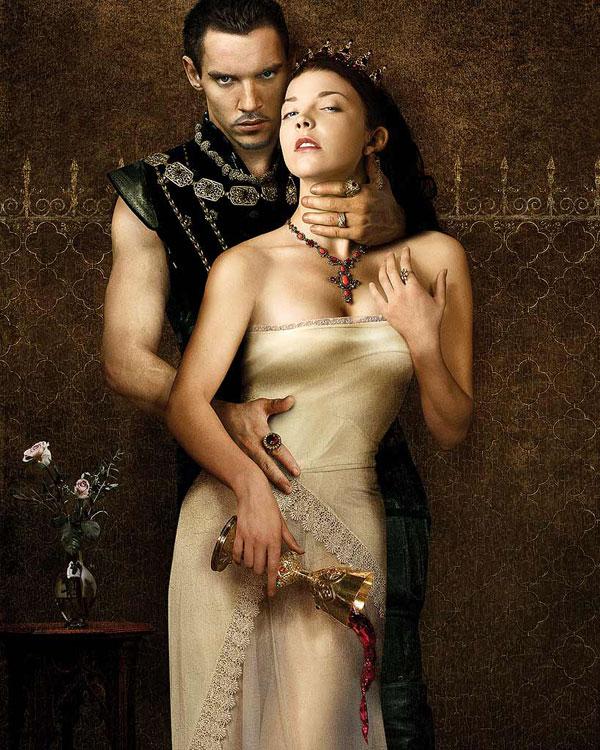"""Henri VIII i Ana Bolen 2 Serija četvrtkom: """"The Tudors"""""""