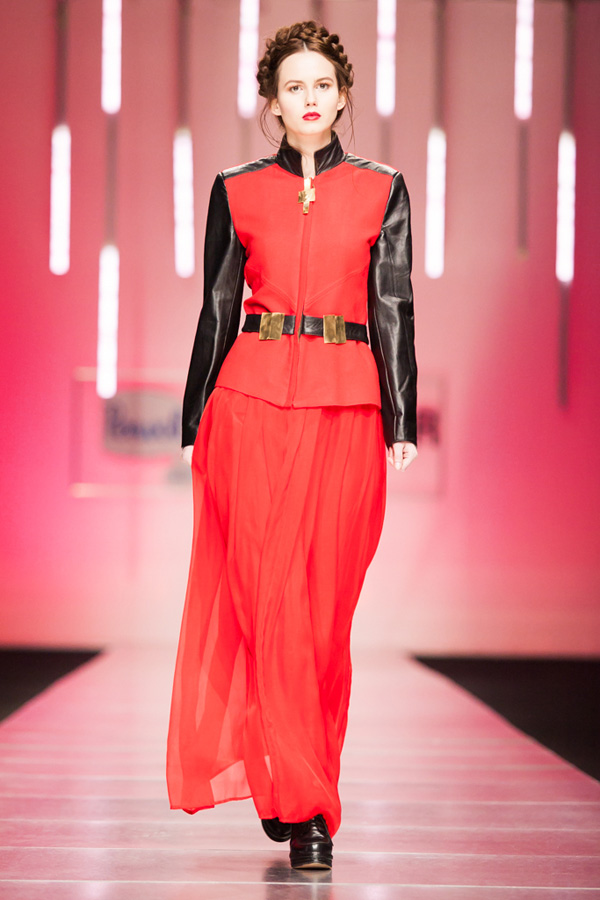 IMG 9398 Modni zalogaj: Jovana Marković na Fashion HR
