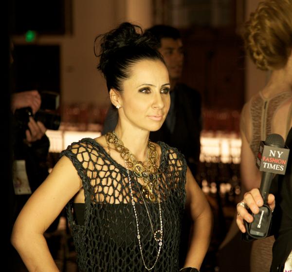 "Ina Soltani interview Ina Soltani otvorila ""Style Fashion Week"" u okviru Nedelje mode u Los Anđelesu"